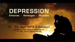 Titel Depressionsseminar